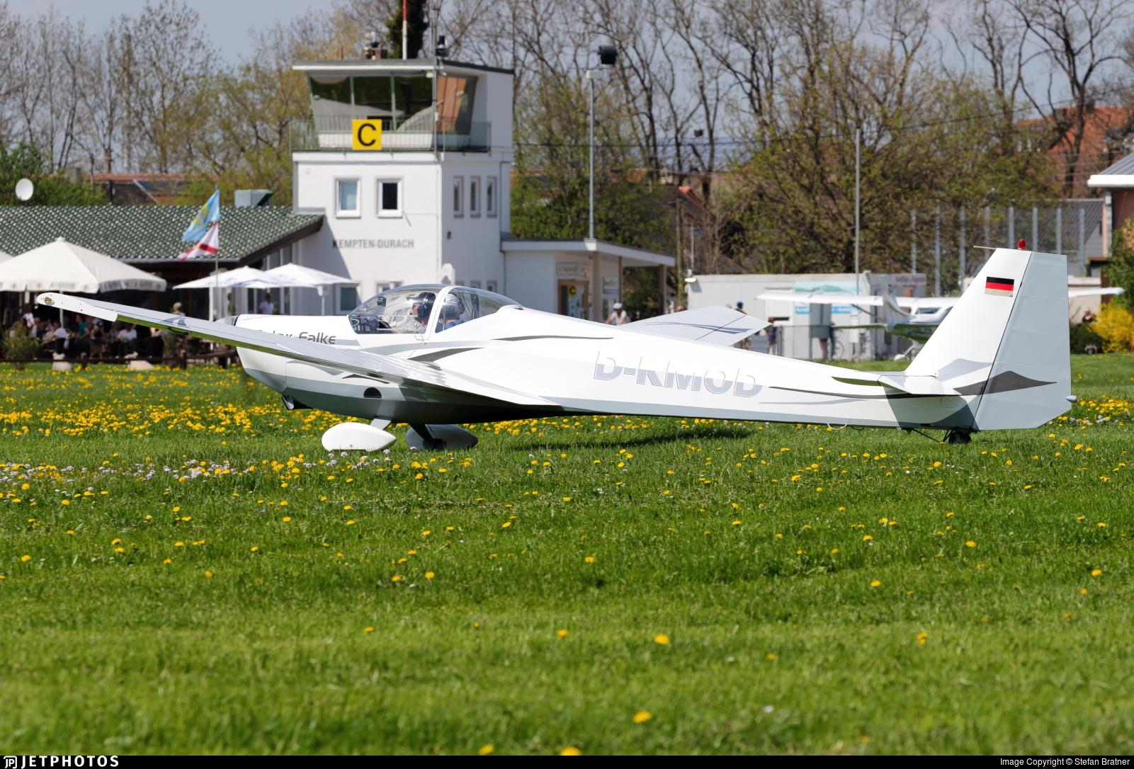 D-KMOD - Scheibe SF.25C-TL Rotax-Falke - Flugsportverein Marktoberdorf