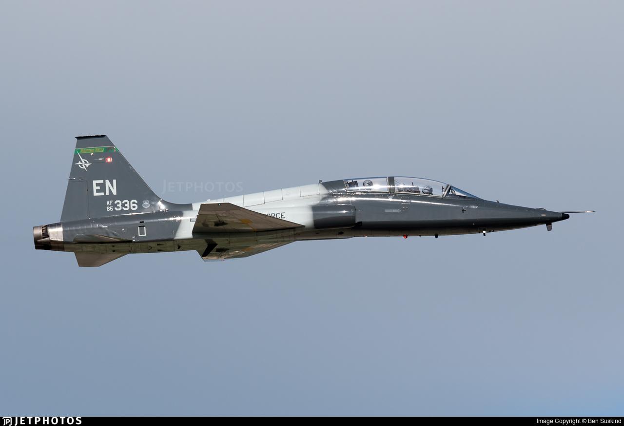 65-10336 - Northrop T-38C Talon - United States - US Air Force (USAF)