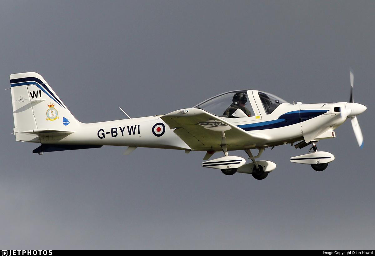 G-BYWI - Grob G115E Tutor - United Kingdom - Royal Air Force (RAF)