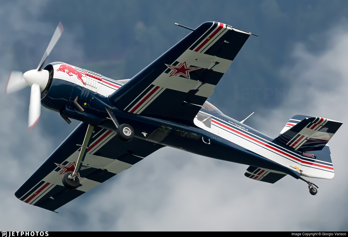 N69KL - Sukhoi Su-29 - The Flying Bulls