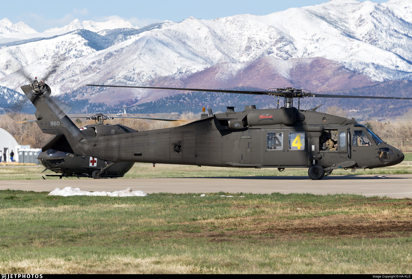 84-23960 - Sikorsky UH-60A Blackhawk - United States - US Army