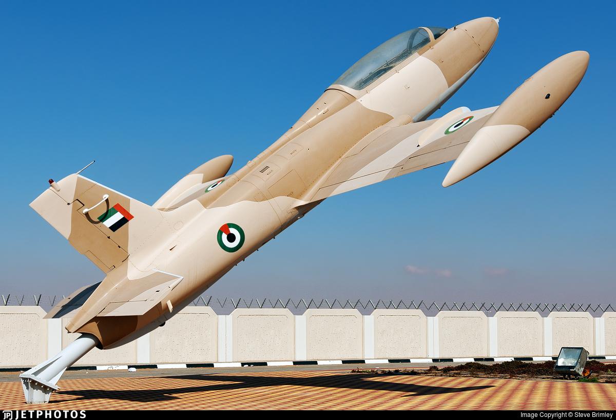 208 - Aermacchi MB-326 - United Arab Emirates - Air Force