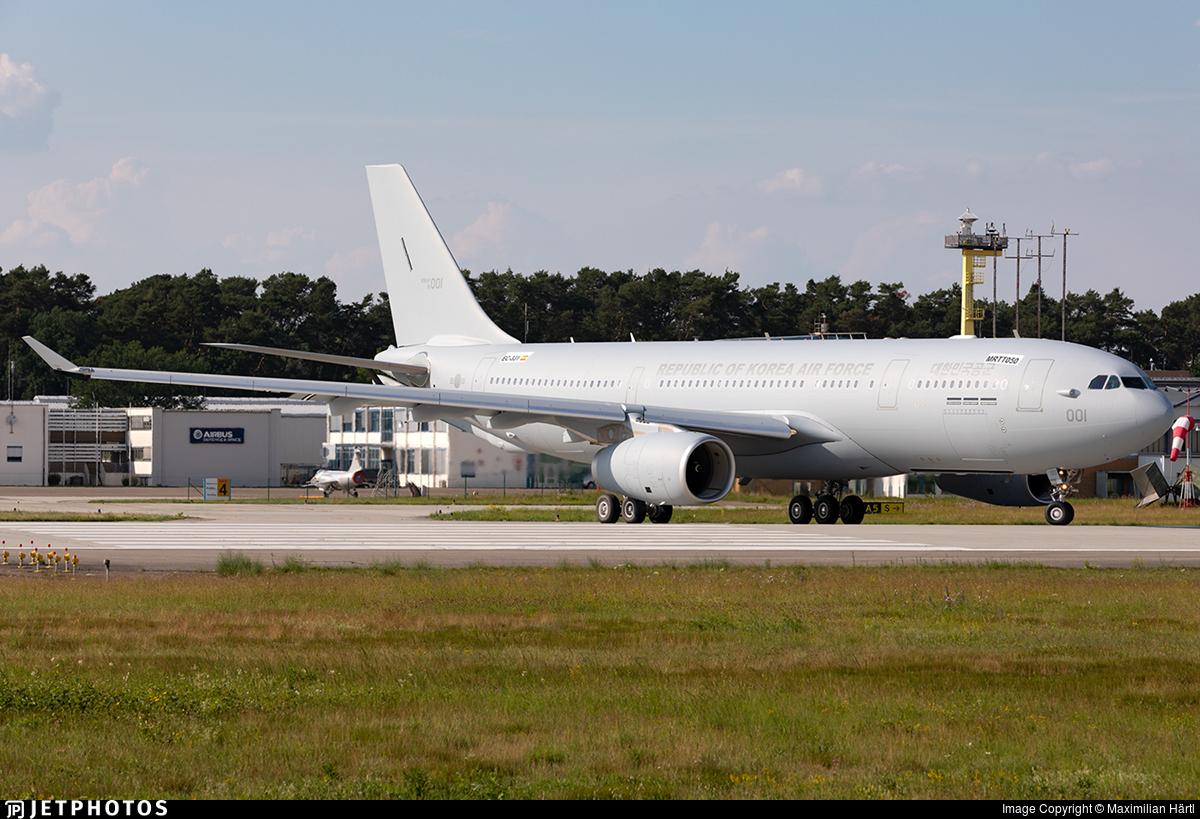 EC-331 - Airbus A330-243(MRTT) - South Korea - Air Force