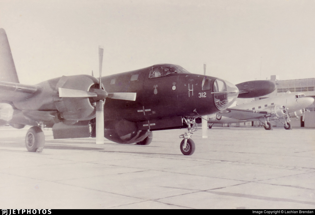 A89-312 - Lockheed P-2V-5 Neptune - Australia - Royal Australian Air Force (RAAF)