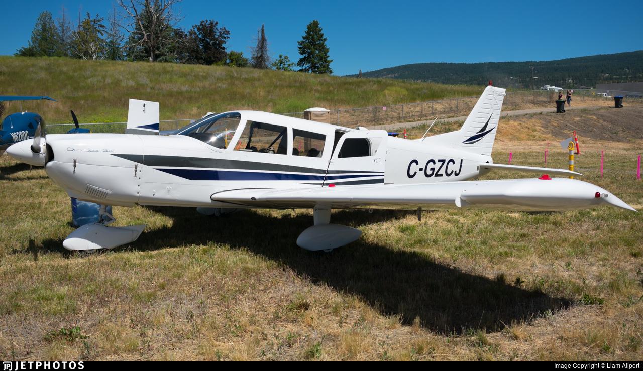 C-GZCJ - Piper PA-32-260 Cherokee Six - Private