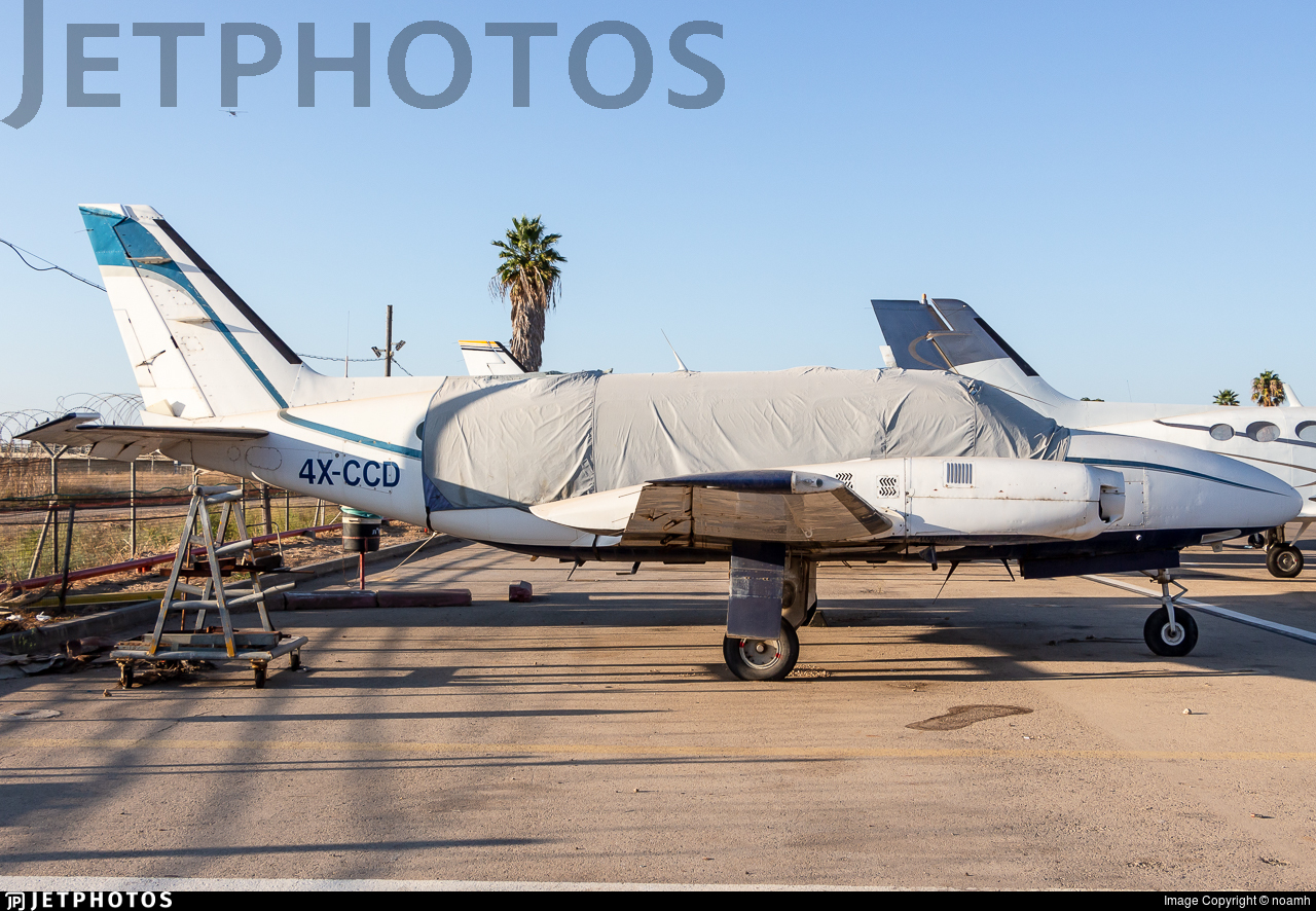 4X-CCD - Piper PA-31-350 Navajo Chieftain - AIT Aviation
