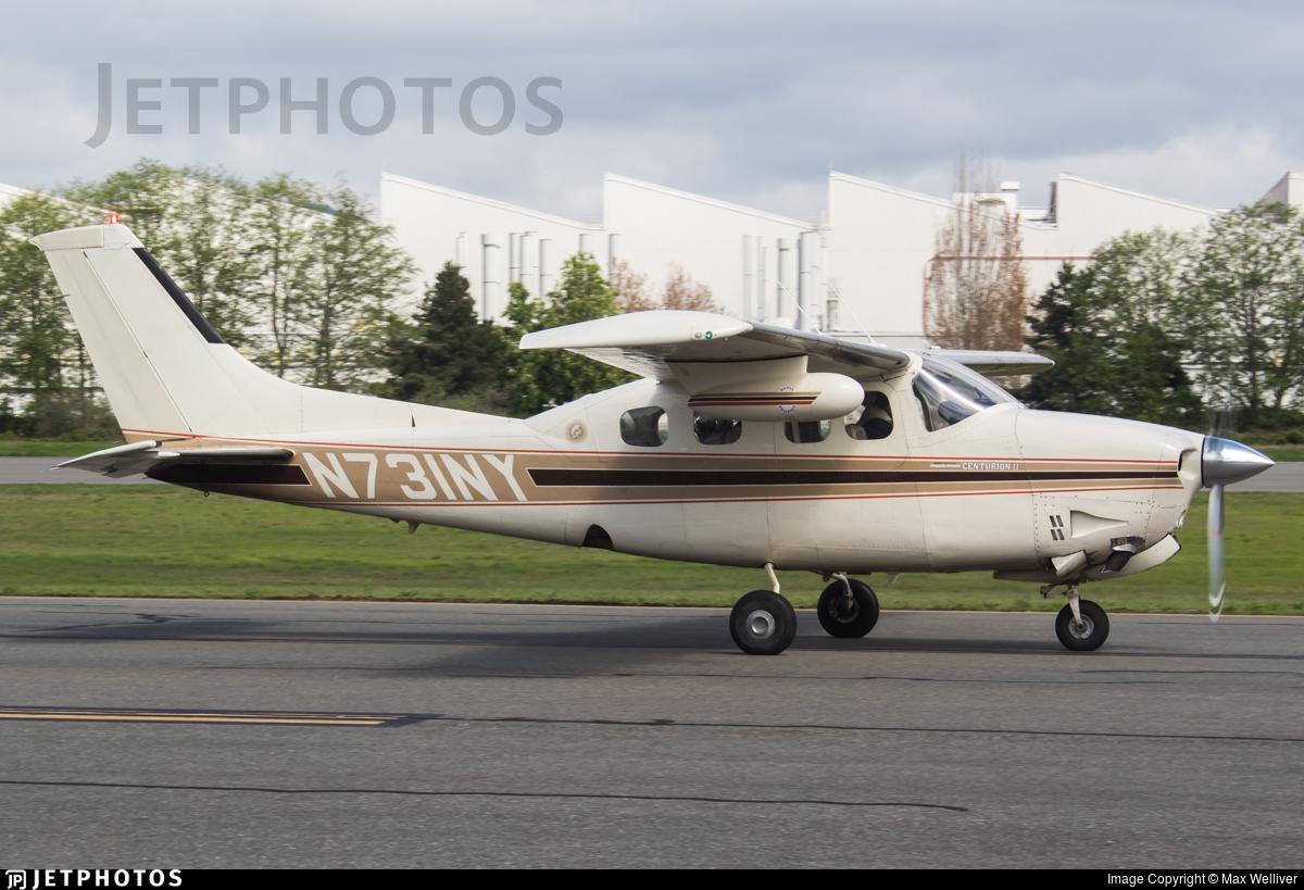 N731NY - Cessna P210N Pressurized Centurion II - Private