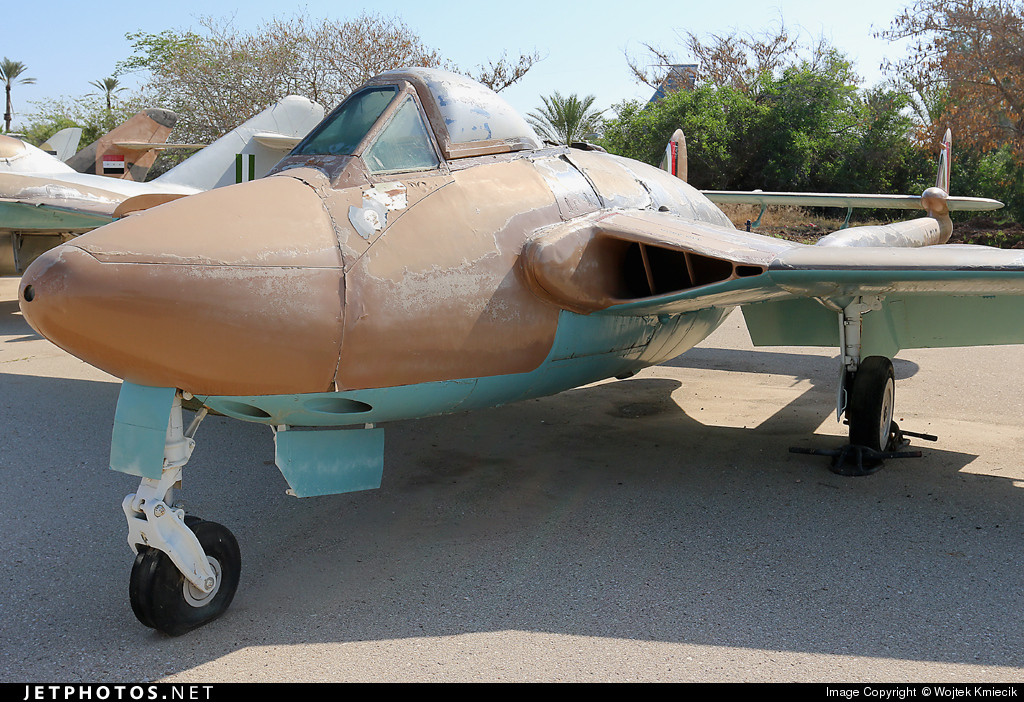 353 - De Havilland DH-112 Venom FB.50 - Iraq - Air Force