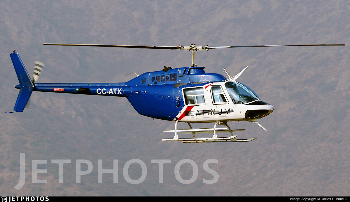 CC-ATX - Bell 206B JetRanger - Platinum Helicopters