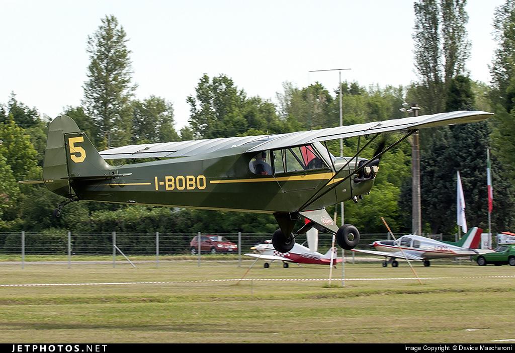 I-BOBO - Piper J-3C-65 Cub - Private