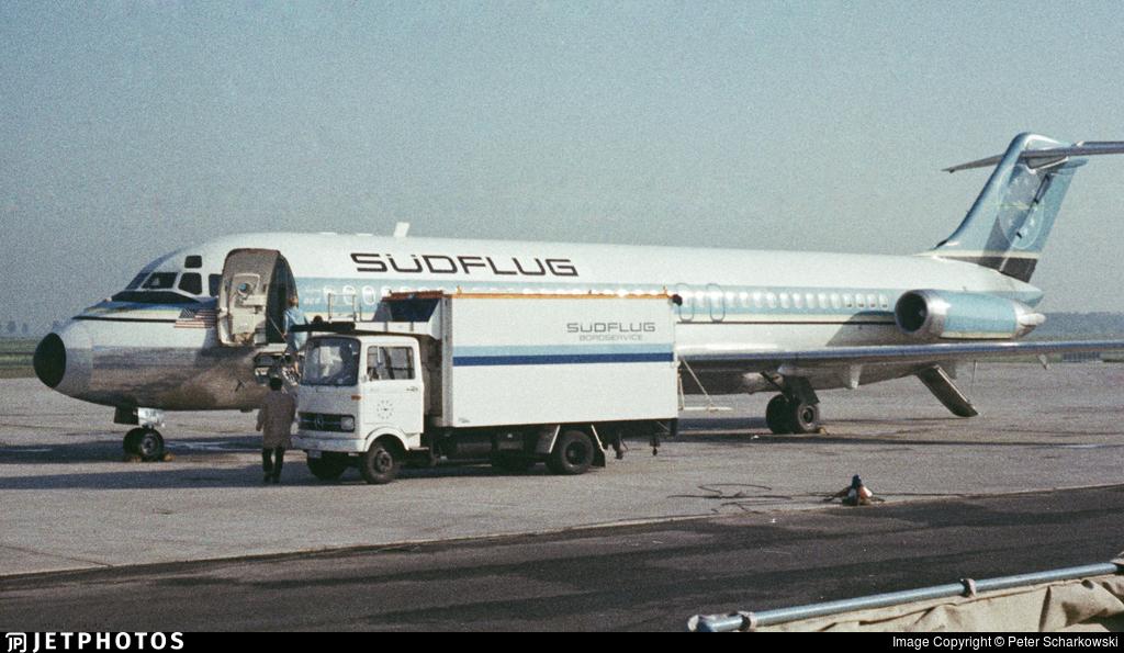 N938PR - McDonnell Douglas DC-9-31 - Südflug International