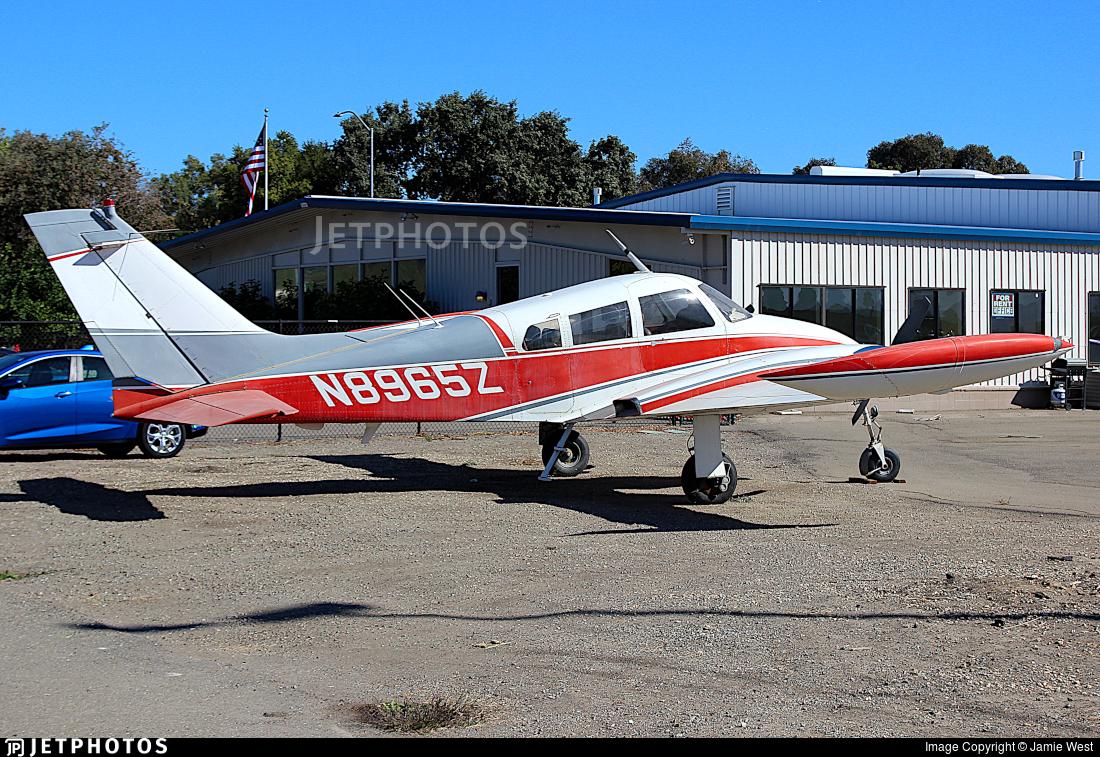 N8965Z - Cessna 310G - Private