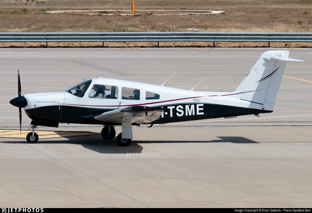 I-TSME - Piper PA-28RT-201 Arrow IV - Private