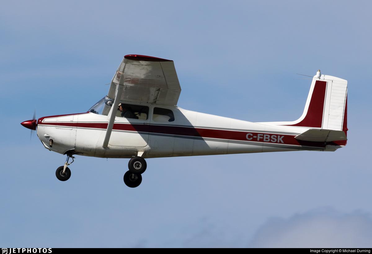 C-FBSK - Cessna 172 - Private