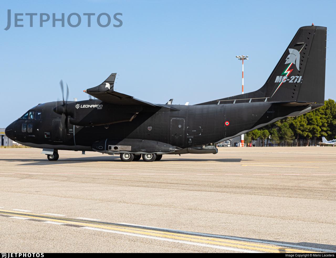 CSX62127 - Alenia MC-27J Praetorian - Alenia Aeronautica