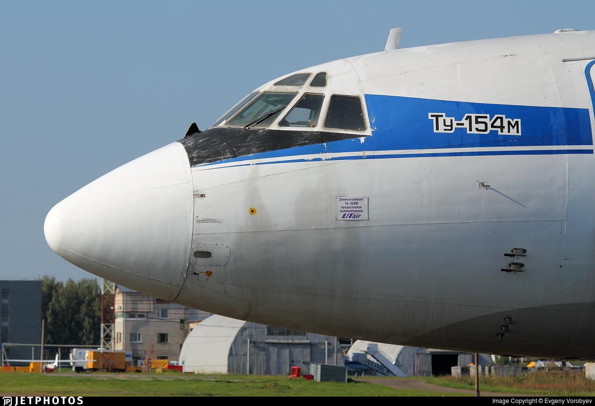 RA-85685 - Tupolev Tu-154M - UTair Aviation