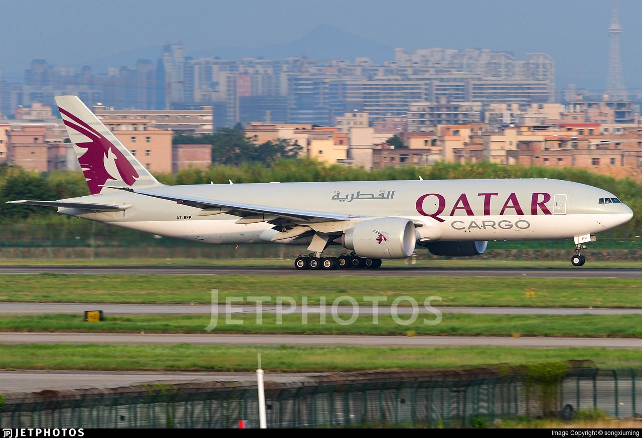 A7-BFP - Boeing 777-FDZ - Qatar Airways Cargo