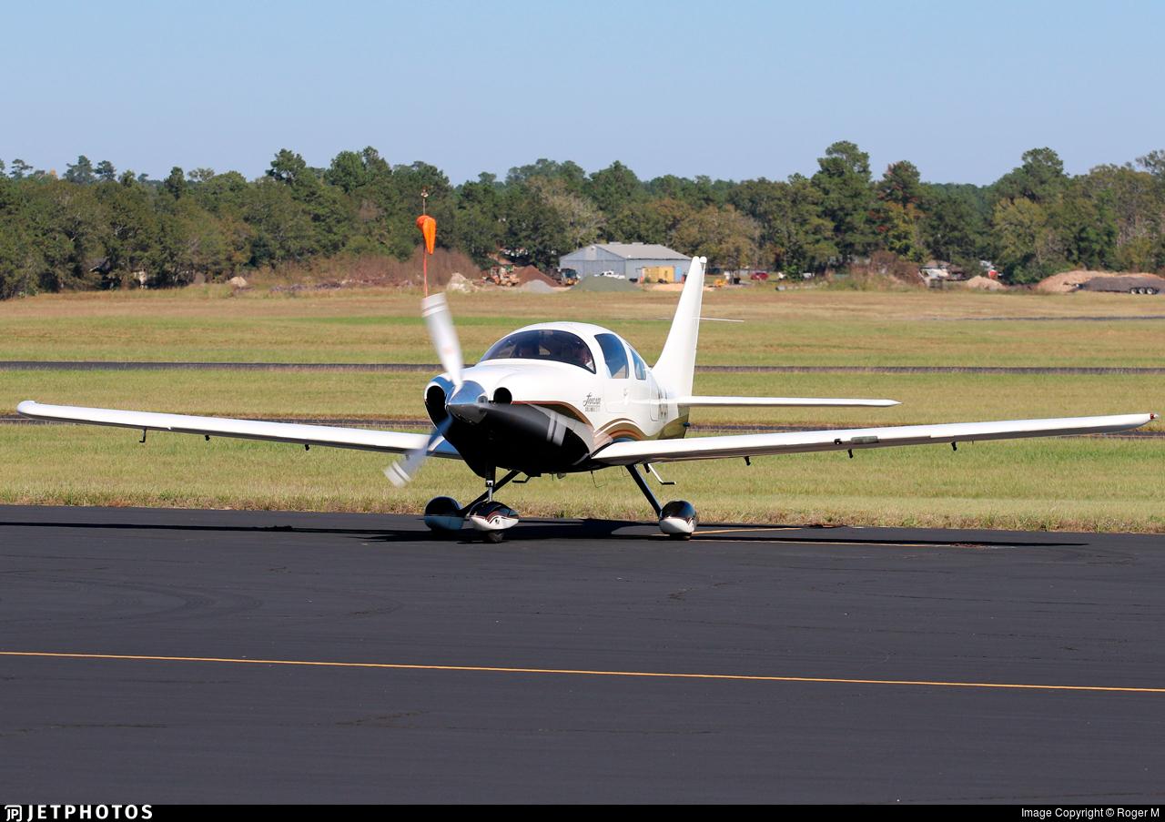 N51GK - Lancair LC41-550FG Columbia 400 - Private