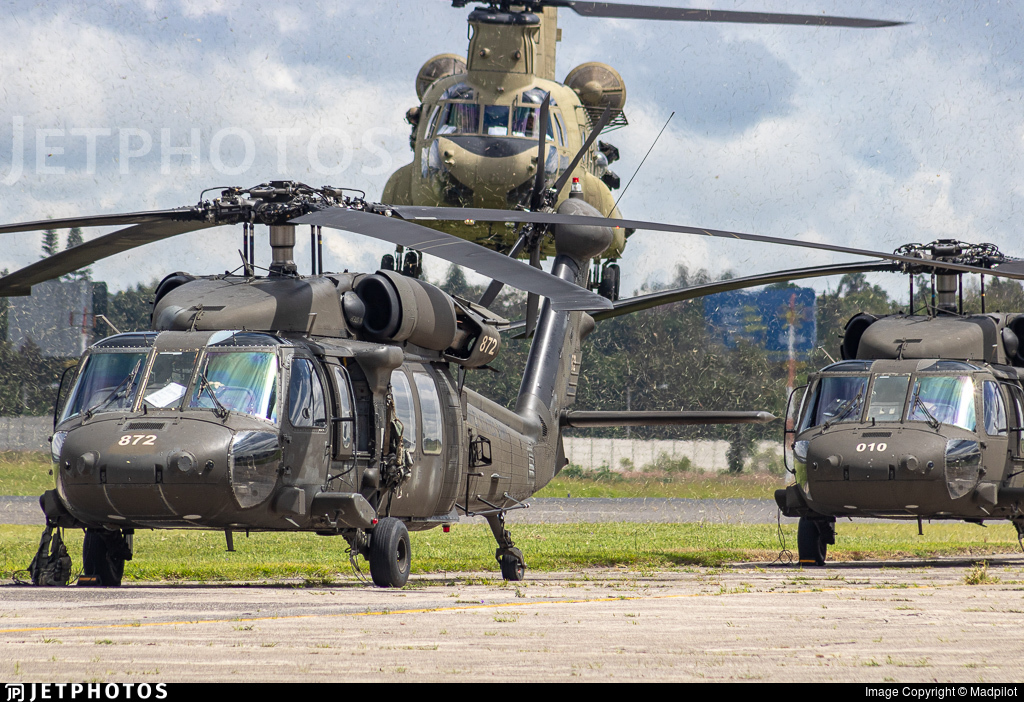 00-26872 - Sikorsky UH-60L Blackhawk - United States - US Army