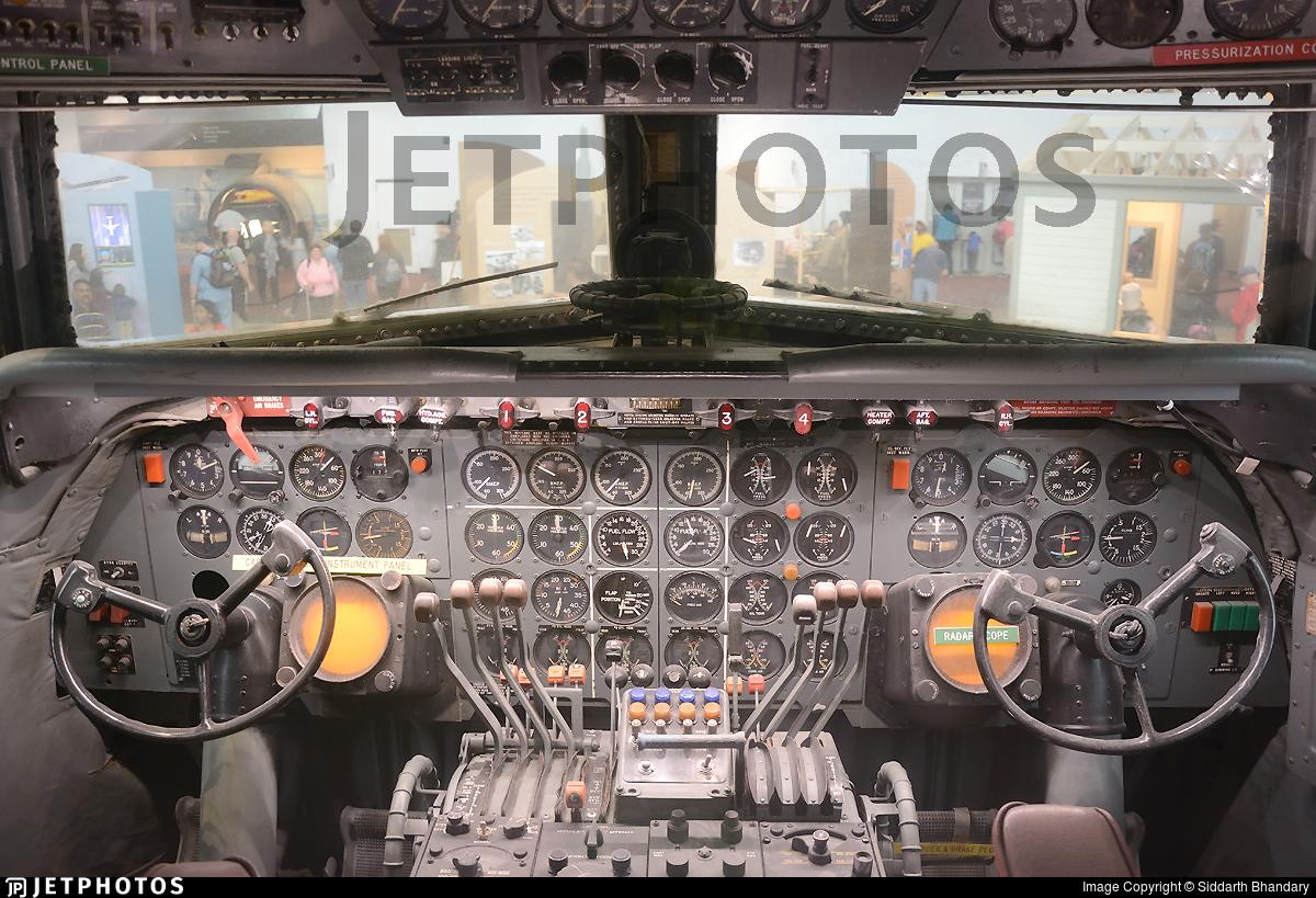 N334AA - Douglas DC-7 - American Airlines