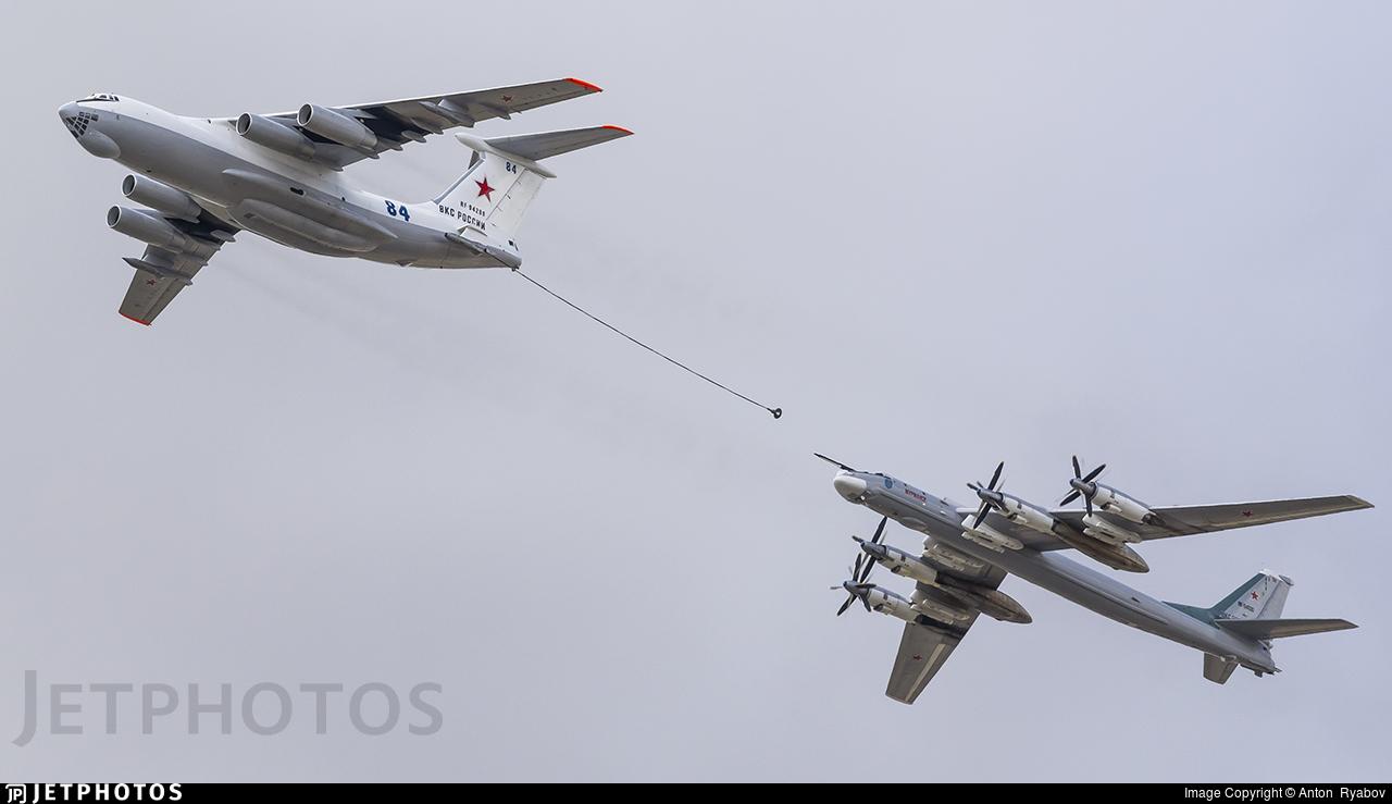 RF-94289 - Ilyushin IL-78M Midas - Russia - Air Force