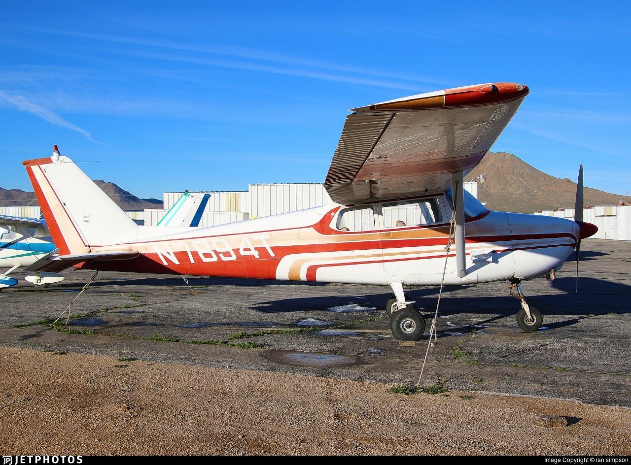 N7894T - Cessna 172A Skyhawk - Private