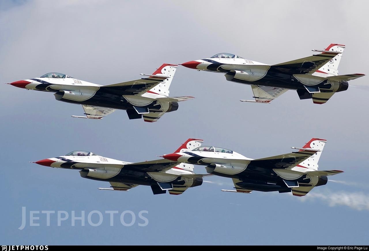 91-0392 - Lockheed Martin F-16CJ Fighting Falcon - United States - US Air Force (USAF)