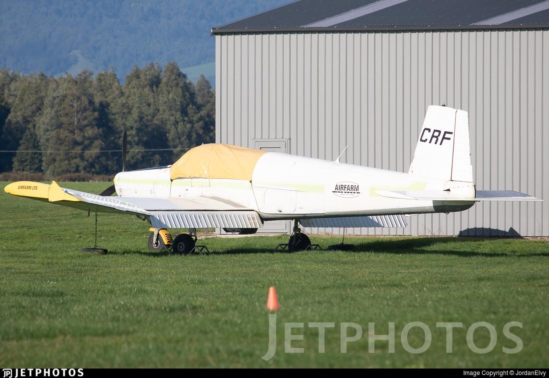 ZK-CRF - Fletcher FU-24-950 - Private