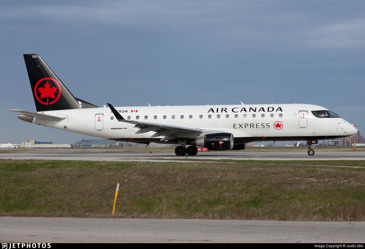 C-FRQW - Embraer 170-200SU - Sky Regional Airlines