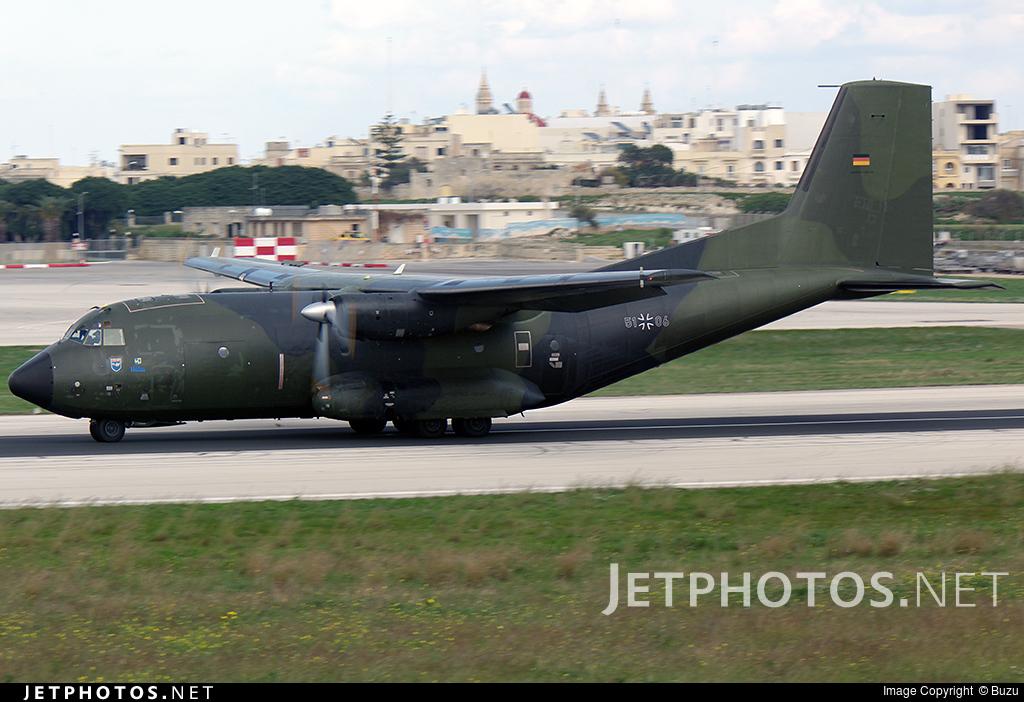 51-06 - Transall C-160D - Germany - Air Force