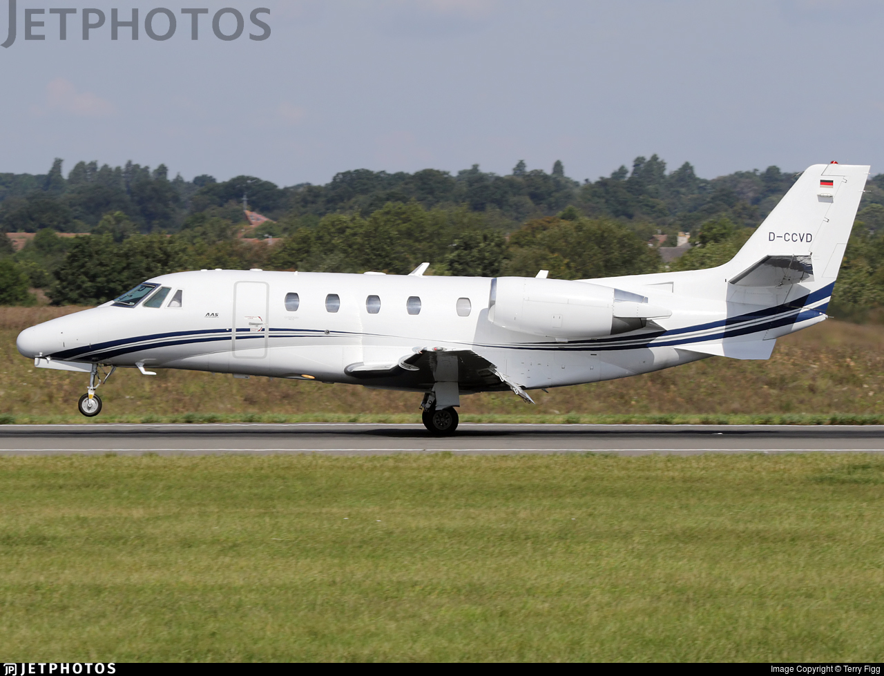 D-CCVD - Cessna 560XL Citation Excel - Private