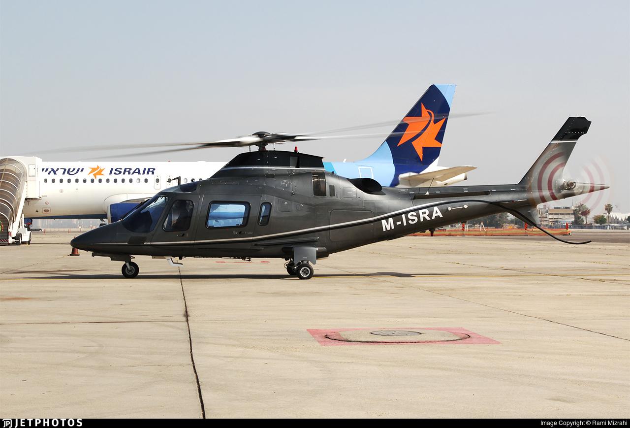 M-ISRA - Agusta A109E Power - Private