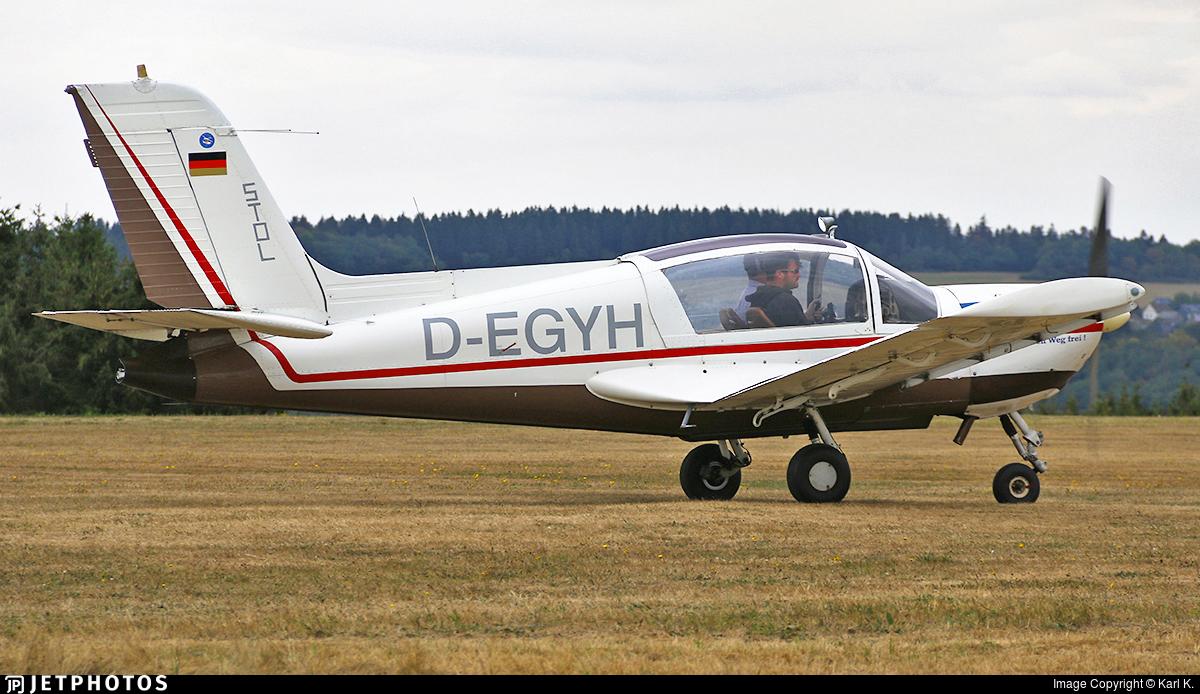 D-EGYH - Morane-Saulnier MS-893 - Private