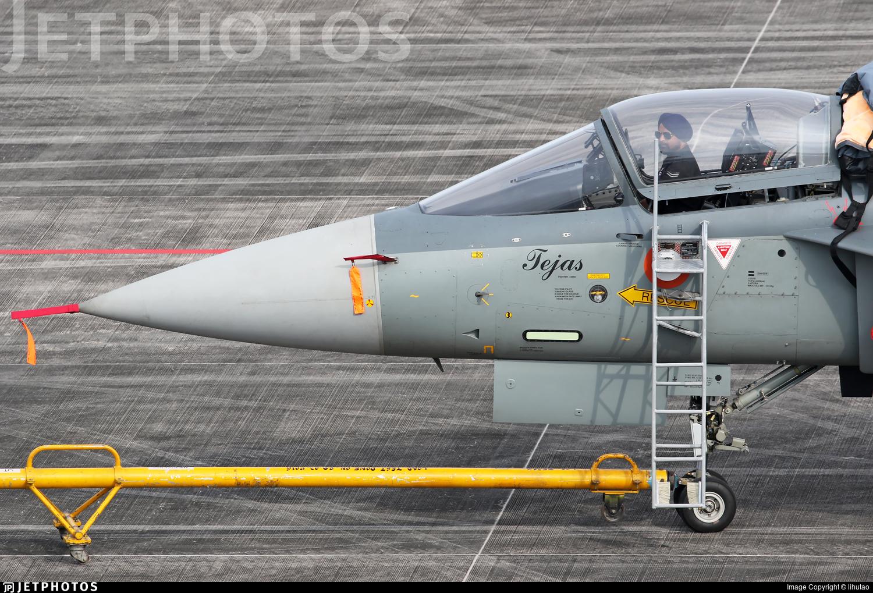 LA5009 - Hindustan Aeronautics LCA Tejas Mk.I - India - Air Force
