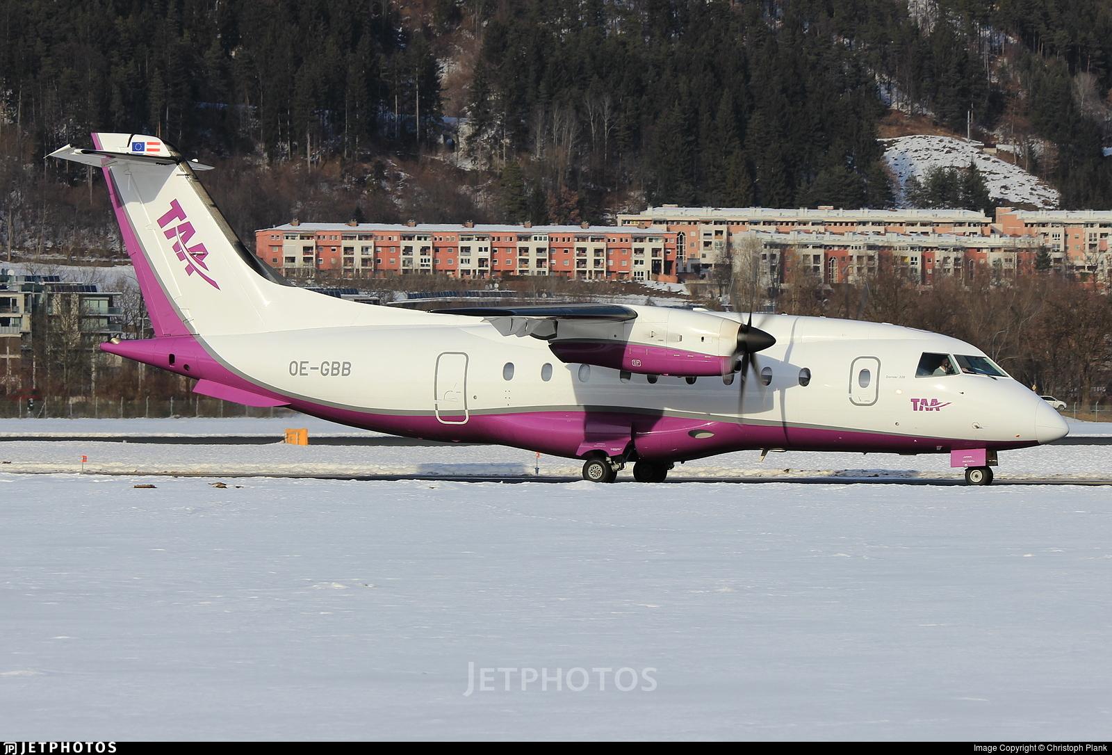 OE-GBB - Dornier Do-328-110 - Tyrol Air Ambulance