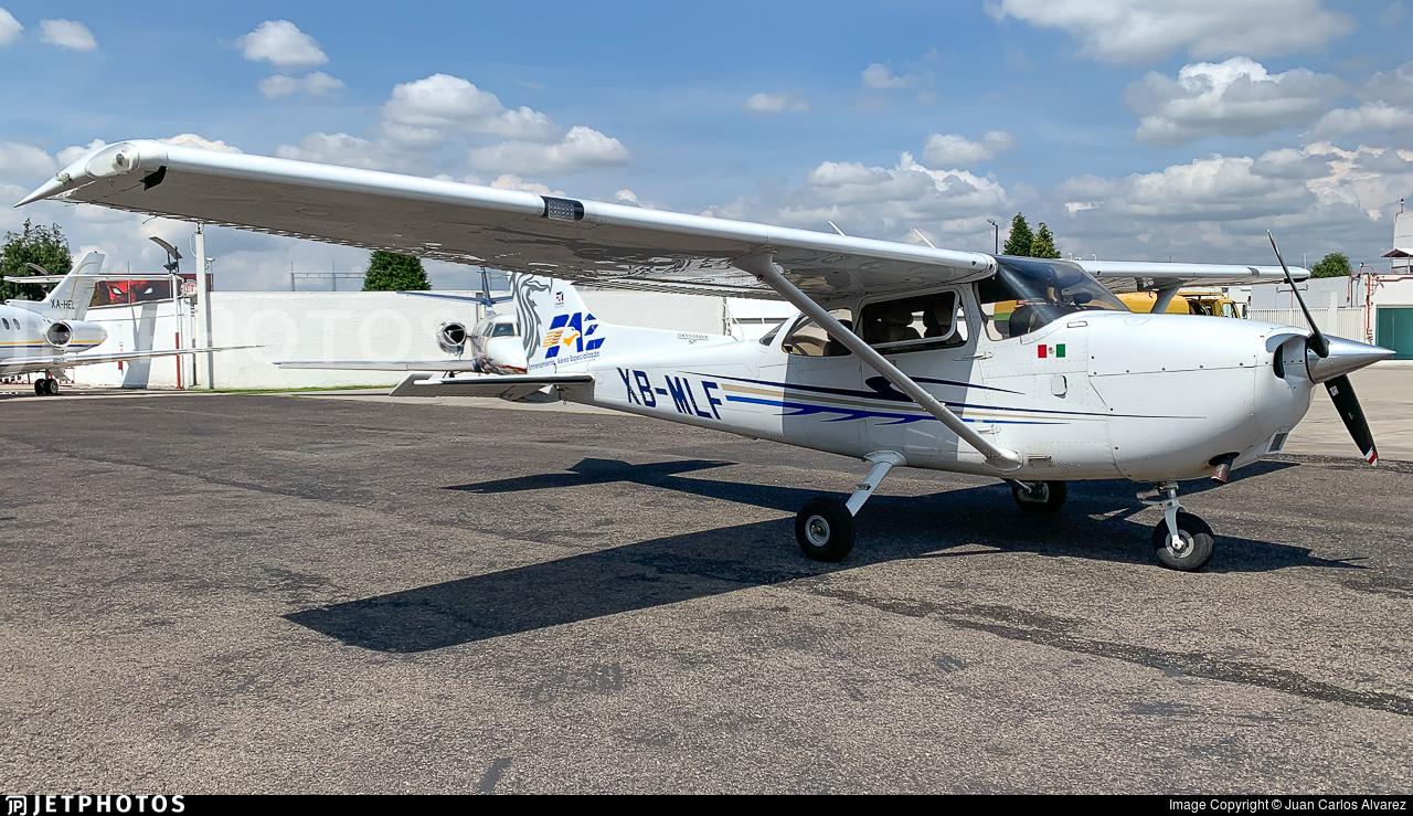XB-MLF - Cessna 172N Skyhawk II - Entrenamiento Aereo Especializado