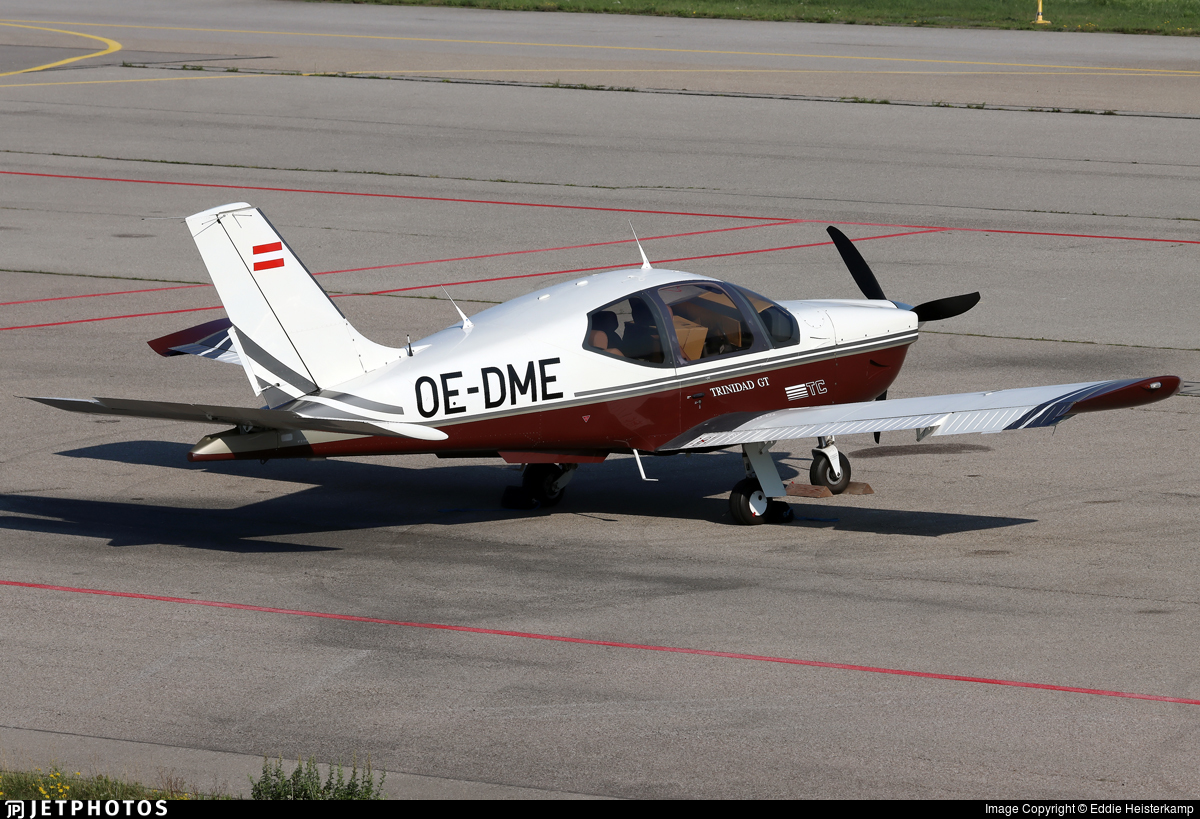 OE-DME - Socata TB-21 Trinidad TC GT - Private