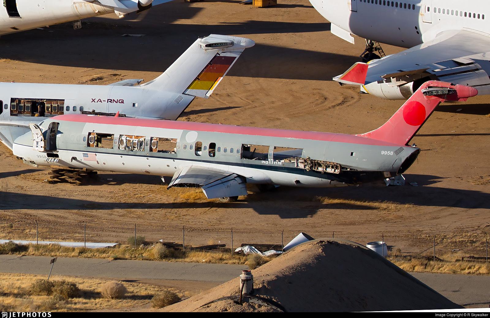 N917RW - McDonnell Douglas DC-9-31 - Untitled