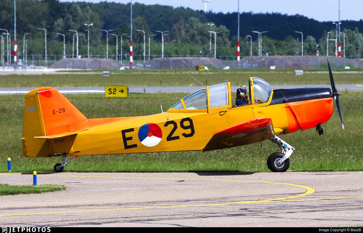 PH-HOK - Fokker S.11-1 Instructor - Stichting Fokker Four