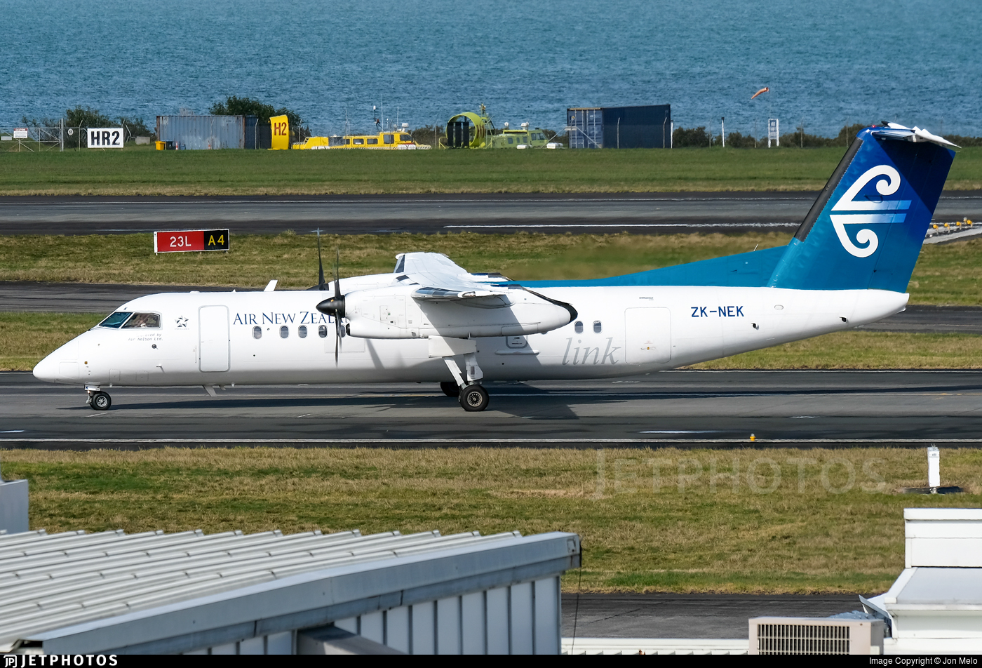 ZK-NEK   Bombardier Dash 8-Q311   Air New Zealand Link (Air