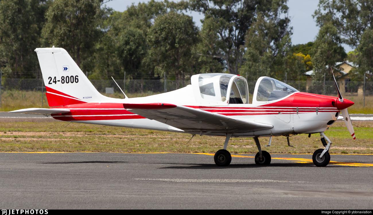 24-8006 - Tecnam P2002JF Sierra - Private