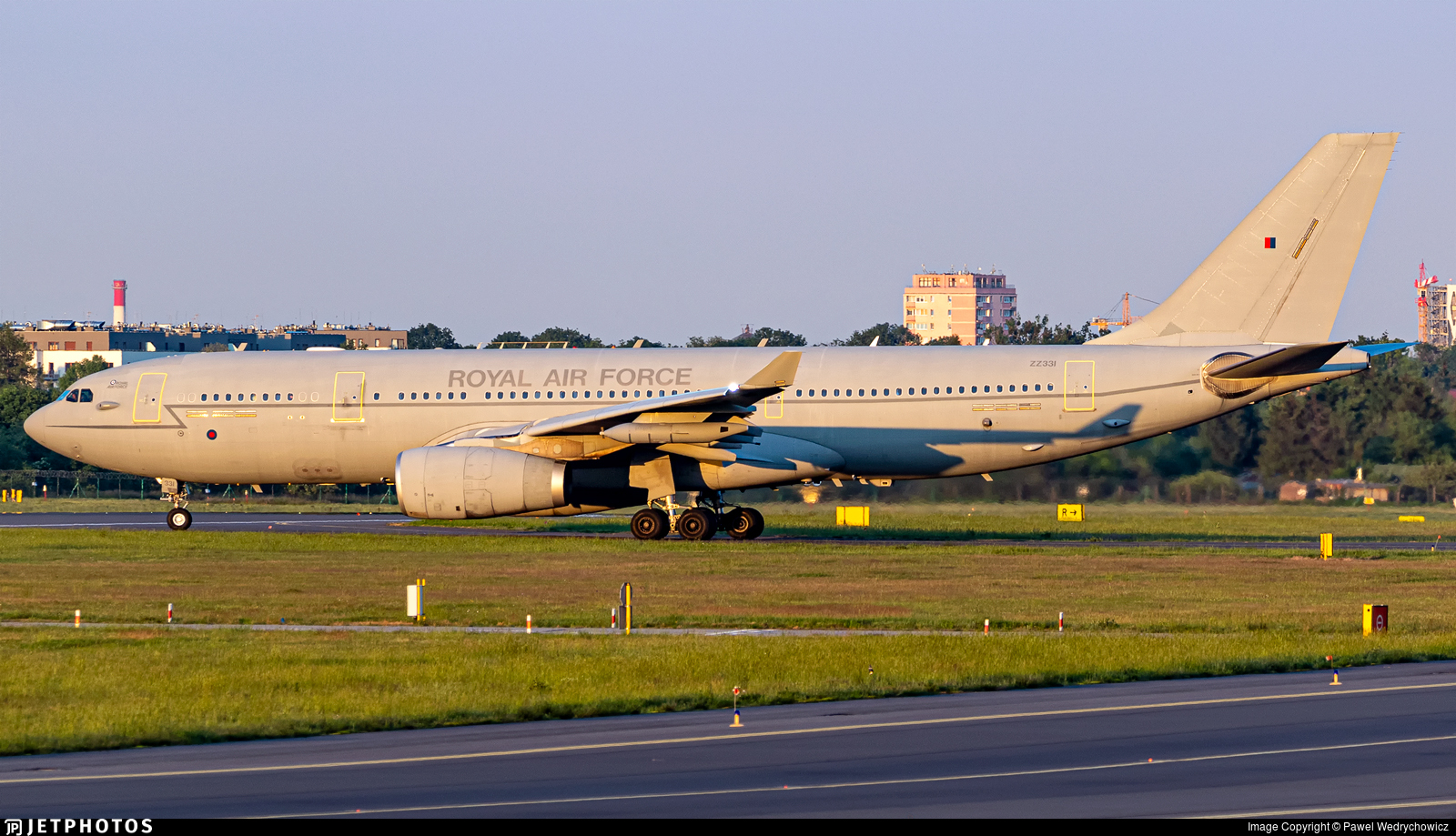 ZZ331 - Airbus A330-243 (MRTT) Voyager KC.2 - United Kingdom - Royal Air Force (RAF)