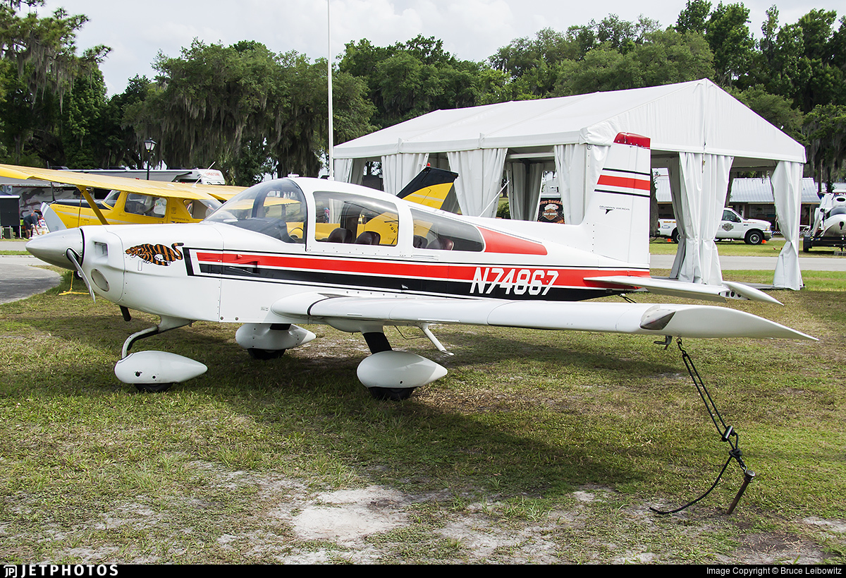 N74867 - Grumman American AA-5B Tiger - Private