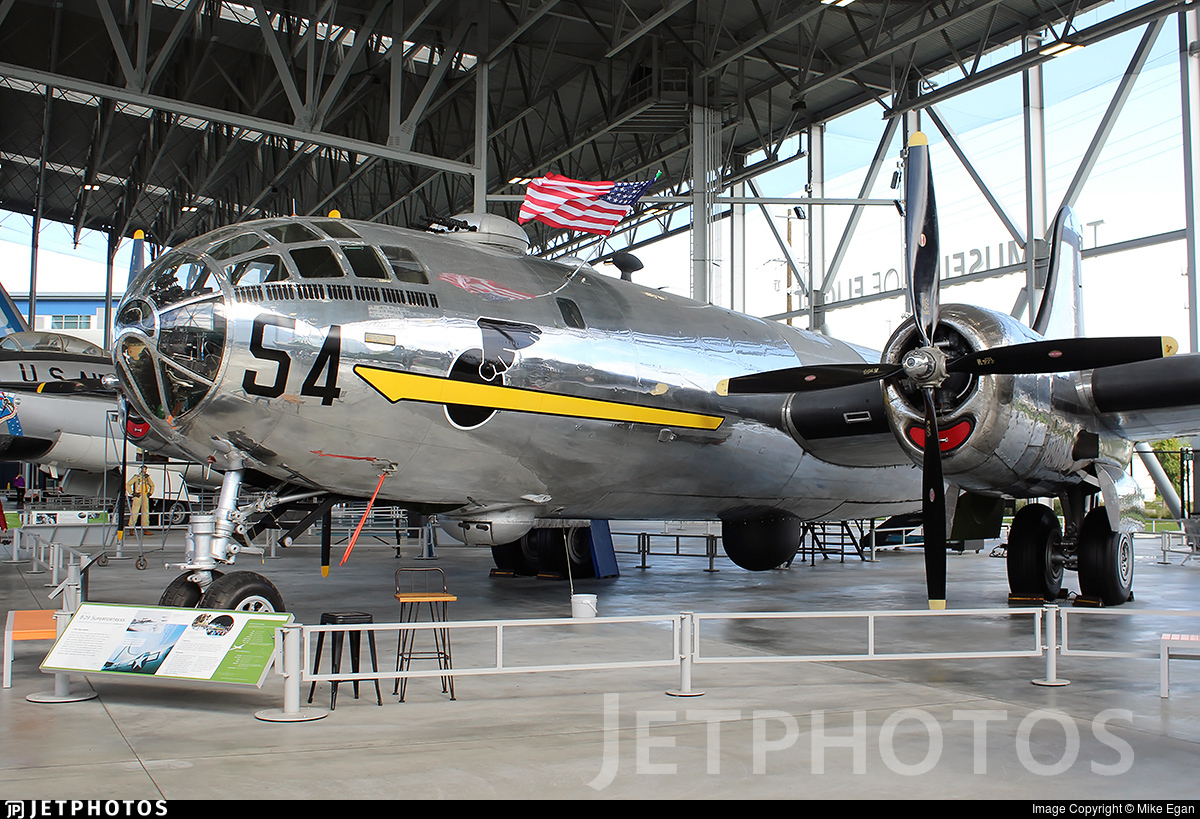 44-69729 - Boeing B-29 Superfortress - United States - US Air Force (USAF)