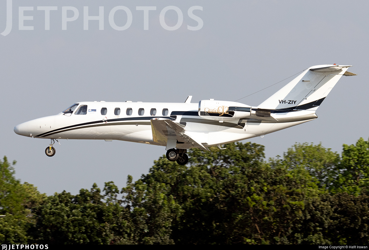 VH-ZIY - Cessna 525A CitationJet CJ2 - Mach 1 Pilots Association