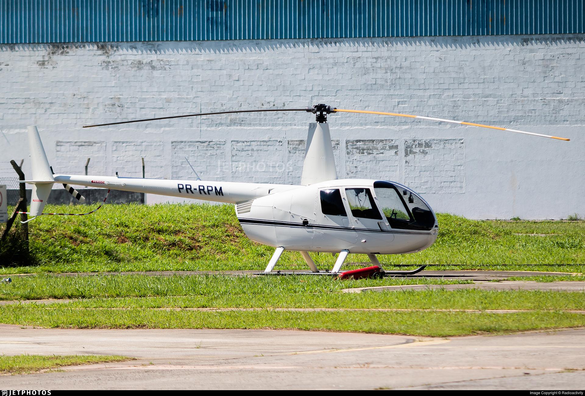 PR-RPM - Robinson R44 Raven II - Private