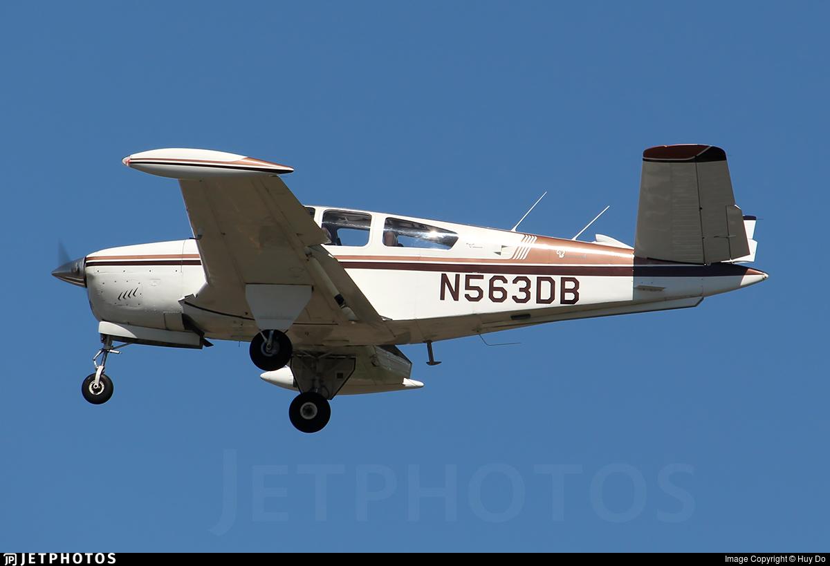 N563DB - Beechcraft V35 Bonanza - Private