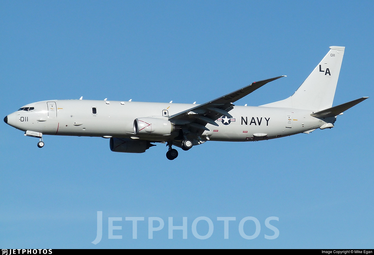 169011 - Boeing P-8A Poseidon - United States - US Navy (USN)