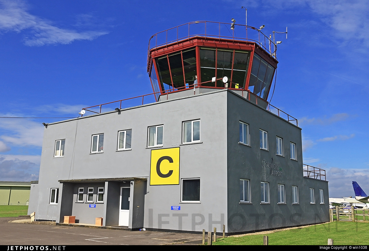 EGBP - Airport - Control Tower