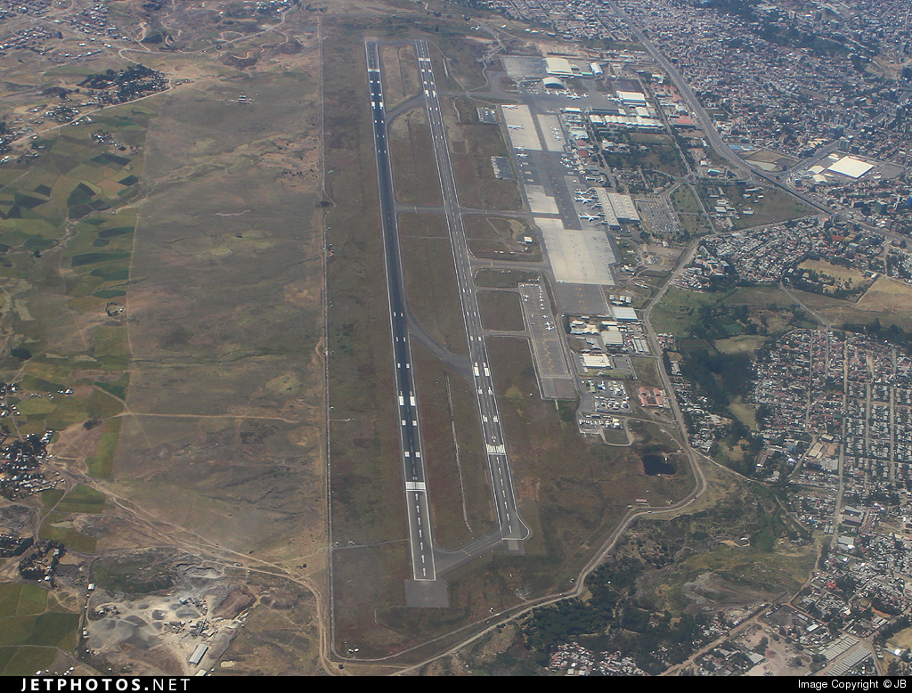 HAAB - Airport - Airport Overview